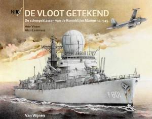 De vloot getekend - omslag (800x624)