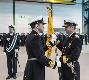 Den Helder, 30 oktober 2015Functieoverdracht MLD op vliegveld De Kooy